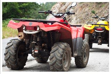 ATV Trails Rib Lake, WI