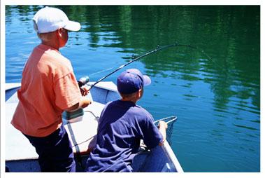 Fish Rib Lake, WI