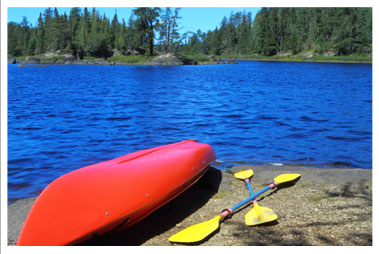 Kayak Rib Lake